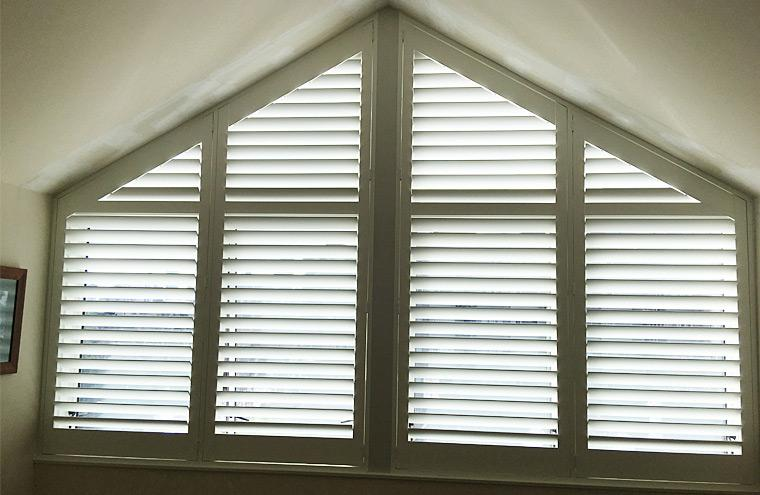 Custom Made Sky Light Shutters Prahran Melbourne