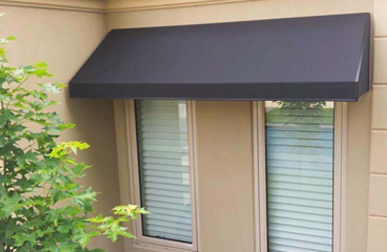 French Hood Awnings Melbourne Prahran Awnings In Melbourne
