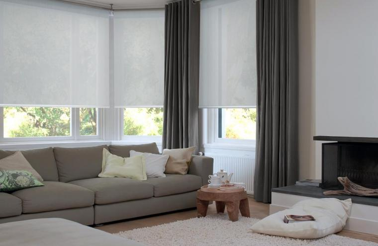 Custom Made Holland Blinds Melbourne Window Coverings