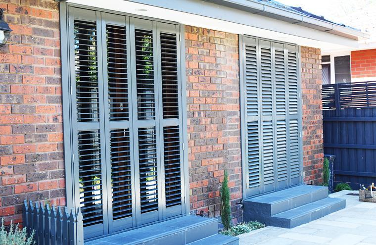 Imported Aluminium Plantation Shutters Prahran Melbourne