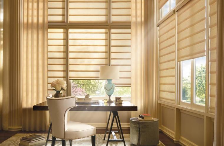 Luxaflex Products Roman Blinds Prahran Melbourne