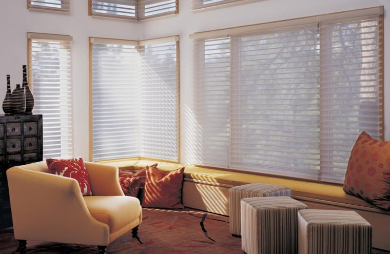 Luxaflex Products Silhouette Blinds Prahran Melbourne