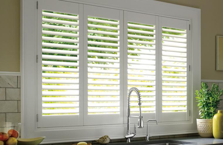 Polymer Shutters Luxaflex Products Prahran Melbourne