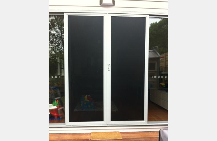 Security doors melbourne custom made security doors for Pull down fly screen for doors